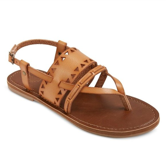 Mossimo Supply Co. Shoes - Mossimo Supply Co. | Brown Boho Sandals